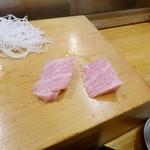 横綱寿司 - 本鮪の大トロ