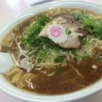 国味ラーメン - ワンタン麺 大盛り ※ボリューム注意 デカイ