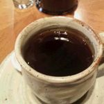 珈琲家あのころ - 深煎りのコーヒー