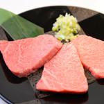 黒毛和牛炭火焼肉 名将 - 料理写真:カイノミ