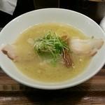 ラーメン ロケットキッチン - 「トリ塩パイタン」700円税込