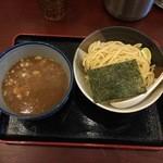 45844018 - 【濃厚煮干つけ麺・並…800円】2015/12