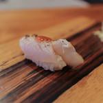 SUSHI てさく - 太刀魚☆