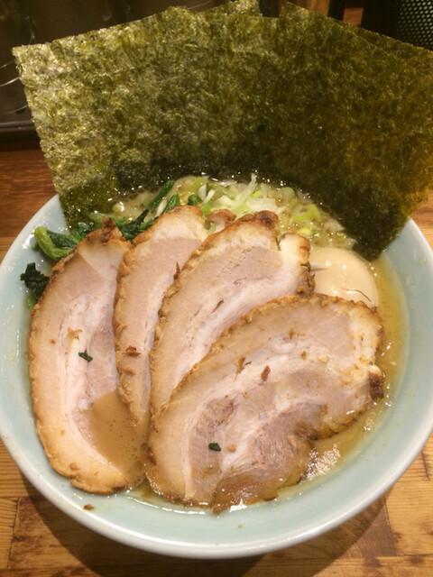 鶴一家 - スペシャルラーメン