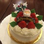 45845225 - クリスマスケーキ
