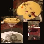 トリスケル - ✨シャンパーニュジュレ ワインと卵黄のソース フルーツカクテル✨.̩₊̣.̩✧*̣̩˚̣̣⁺̣‧.₊̣̇.‧⁺̣˚̣̣*̣̩⋆̩·̩̩.̩̥·̩̩⋆̩*̣̩˚̣̣⁺̣‧.₊̣̇.‧⁺̣˚̣̣*̣̩✧·.̩₊̣.̩‧