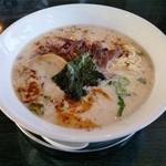 哲麺 - 豚骨塩ラーメン