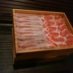 豚料理専門店らぶた - 【2015.12.25(金)】しゃぶしゃぶ