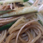 鑫北京酒家 - ・北京ジャージャン麺 混ぜた
