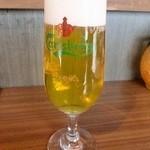 ピッツェリア バール ナポリ - 生ビール