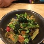 七福 - ブロッコリー入り野菜焼き