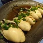 45848759 - (12/25)牡蠣湯引き