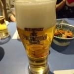 海三昧 おさしみ家 - (12/25)生ビール