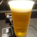 Avion - 「生ビール」(820円)