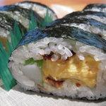そば紀行 - 巻き寿司
