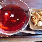 Woo Cafe - オミジャ茶(五味子茶)
