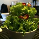 ラ・プティシュシュ - 【ランチ】鎌倉野菜のサラダ
