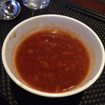 ラ・プティシュシュ - 【ランチ】本日のスープ