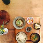 ごはんと雑貨 mokuji - 料理写真: