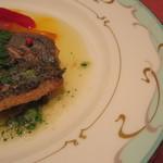 アントレ - 魚料理