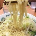 日高屋 - 野菜たっぷりタンメン(¥500円)