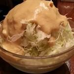ステーキてっぺい×六本木Buff - 大盛りサラダ 2015.12
