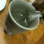 さんじゅうまる - 立山冷酒にて2合(税込み650円×2合)