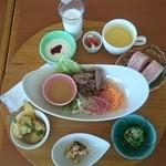 レストランレイクビュー - 料理写真:那須の内弁当