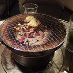 水戸焼肉ホルモン場Bar - (2015/12/22)ねぎタン塩