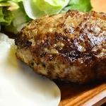 黒毛和牛ハンバーグ 150g