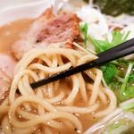 なな蓮 - 201512濃い出汁麺