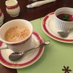 コスタ・デル・ソル - ランチコーヒー・デザート