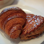ブラッスリー・ヴィロン - 朝食(選択したパン)