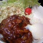 ヒーリン・フィーリン - ヒリフィリ丼(デミグラスソース)