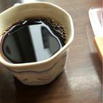 45860254 - たいして美味く無いコーヒー。