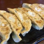 麺家一徹 - 料理写真:餃子