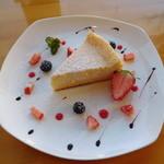 IL FIORE - チーズケーキ