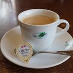 スウィートバジル - コーヒー