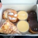 たまや菓子店 - ケーキたち