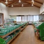 じゅんさいの館 - 農産物直売所になっている「じゅんさいの館」