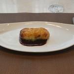 ラ ヴォワール - モツァレラチーズのパイ包み焼き