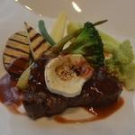 ラ ヴォワール - 黒毛和牛フィレ肉のグリエ