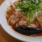 梶原製麺所 - 辛中華そば