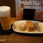 bellDining - これで昼呑みセット800円は安いよね(^^;