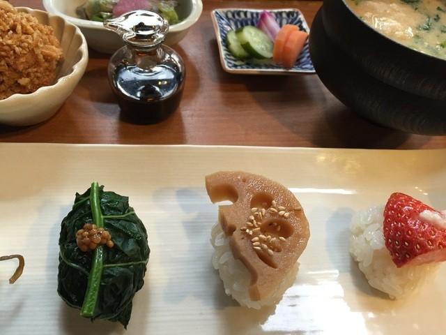 りげんどう - 野菜寿司
