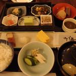 山の上ホテル - 和朝食(2015/12)
