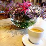 カフェ ザ イーチ タイム - ランチコーヒー