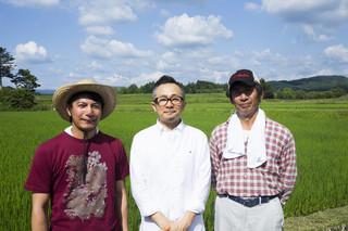 カレー食堂 心 - 後藤農場 4代続く歴史ある米専業の農家さんです