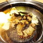 近江牛卸問屋 焼肉 激 - じゅーじゅー②