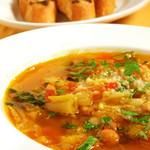 イタリア風野菜スープ